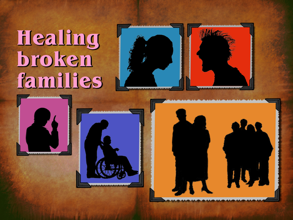 Healing Broken Families by John Greenwald