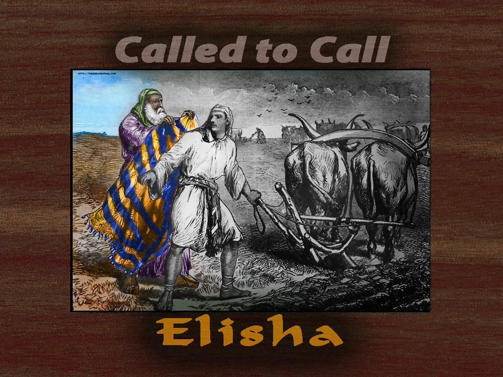 Lent5_Elisha by John Greenwald