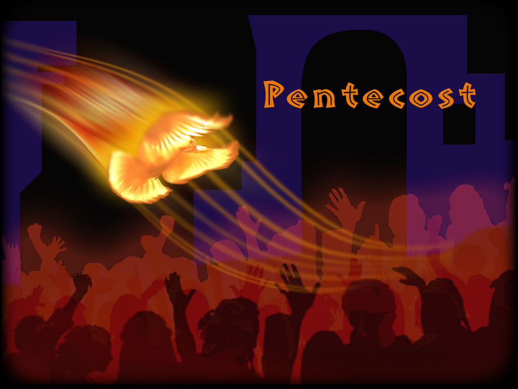 Pentecost_1 by John Greenwald