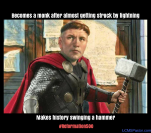 Luther's Hammer
