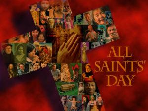 All Saints by John Greenwald